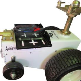 Aussie Wheel AW3 caravan mover